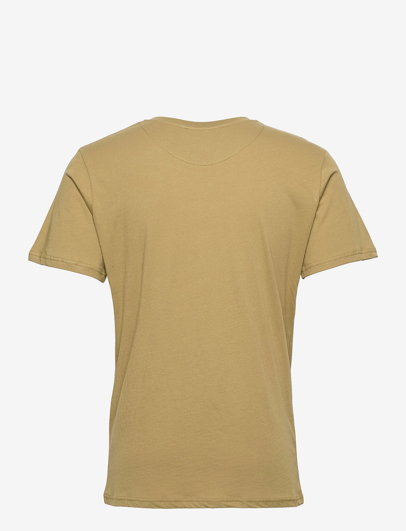 By Garment Makers - The Organic Tee - t-shirts basiques - dried herb - 1