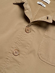 By Garment Makers - The Organic Workwear Jacket - podstawowe koszulki - khaki - 2