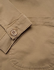 By Garment Makers - The Organic Workwear Jacket - podstawowe koszulki - khaki - 3