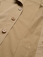 By Garment Makers - The Organic Workwear Jacket - podstawowe koszulki - khaki - 4