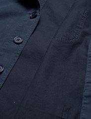 By Garment Makers - The Organic Workwear Jacket - podstawowe koszulki - navy blazer - 4