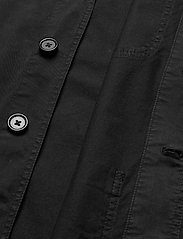 By Garment Makers - The Organic Workwear Jacket - podstawowe koszulki - jet black - 4