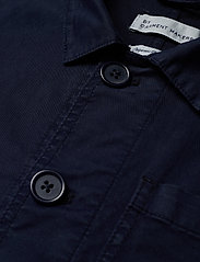 By Garment Makers - The Organic Workwear Jacket - podstawowe koszulki - navy blazer - 4
