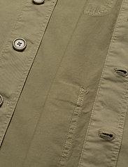 By Garment Makers - The Organic Workwear Jacket - podstawowe koszulki - oil green - 3