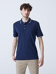 By Garment Makers - Stefan - kurzärmelig - navy blazer - 0