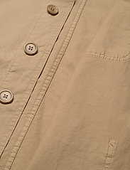 By Garment Makers - The Organic Workwear Jacket - vêtements - khaki - 5