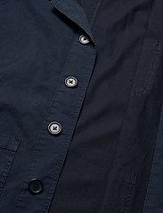 By Garment Makers - The Organic Workwear Jacket - odzież - navy blazer - 4