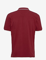 By Garment Makers - Stefan - lyhythihaiset - 1873 merlot - 1