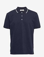 By Garment Makers - Stefan - lyhythihaiset - 3096 navy blazer - 0