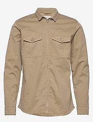 By Garment Makers - Novo - podstawowe koszulki - khaki - 1