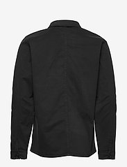 By Garment Makers - The Organic Workwear Jacket - podstawowe koszulki - jet black - 1