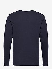 By Garment Makers - Larry LS - t-shirts basiques - navy blazer - 2