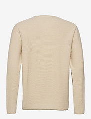 By Garment Makers - Alvin - tricots basiques - bleached sand - 2