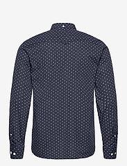 By Garment Makers - Valde - chemises de lin - navy - 2