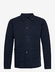By Garment Makers - The Organic Workwear Jacket - odzież - navy blazer - 1