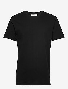 The Organic Tee - basic t-shirts - black