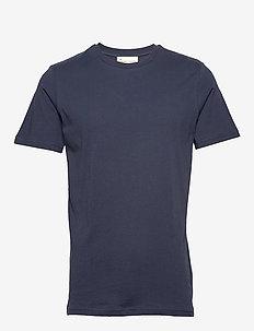 The Organic Tee - basic t-shirts - navy blazer