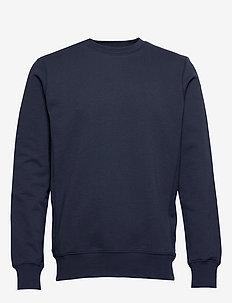 The Organic Sweatshirt - perus-college-paitoja - navy blazer