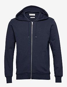 The Organic Hoodie - basic-sweatshirts - navy blazer