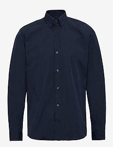 The Organic Shirt - basic-hemden - navy blazer