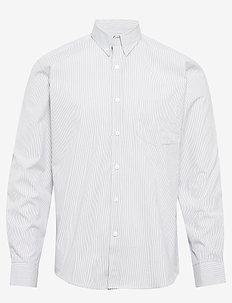 The Organic Striped shirt - ALLURE