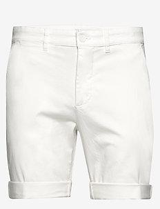 The Organic Chino Shorts - chinos - marshmallow