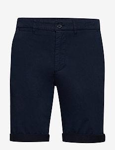 The Organic Chino Shorts - chinos shorts - navy blazer