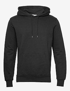 Jones - hoodies - jet black