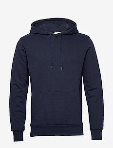 Jones - bluzy z kapturem - navy blazer