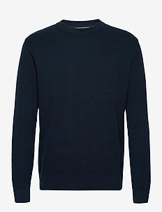 Jesper - tricots basiques - navy blazer