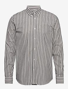 Ralf - casual shirts - black