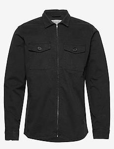 Novo - podstawowe koszulki - jet black