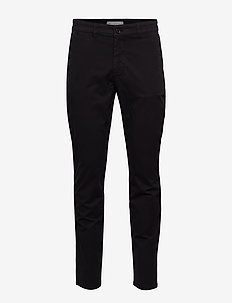 The Organic Chino Pants - chino's - jet black