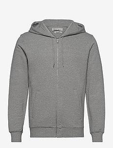 The Organic Hoodie - basic-sweatshirts - light grey
