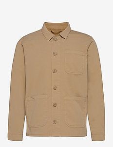 The Organic Workwear Jacket - kleidung - khaki