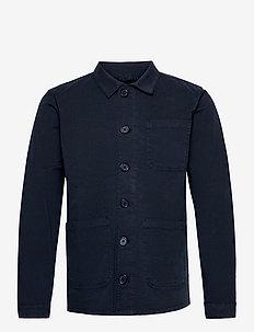 The Organic Workwear Jacket - kleidung - navy blazer