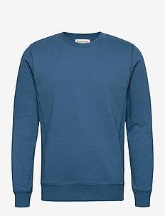 The Organic Sweatshirt - basic-sweatshirts - dark blue