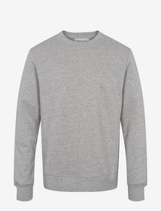 The Organic Sweatshirt - basic-sweatshirts - light grey