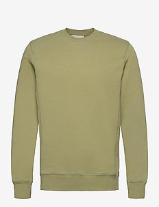 The Organic Sweatshirt - basic-sweatshirts - sage green
