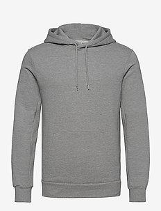 Jones - basic-sweatshirts - light grey