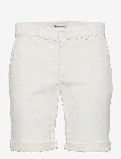 The Organic Chino Shorts - chinos shorts - marshmallow