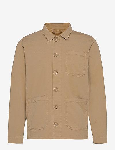 The Organic Workwear Jacket - odzież - khaki