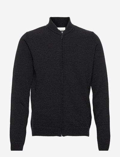 Topper Cardigan - tricots basiques - black