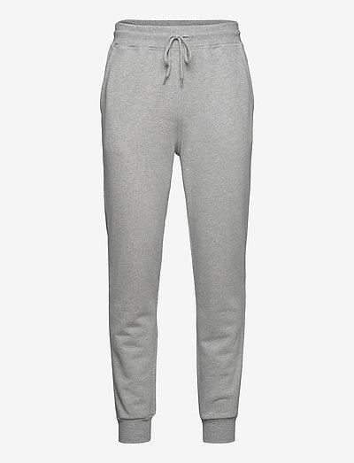 The Organic Sweatpant - Julian - vêtements - light grey