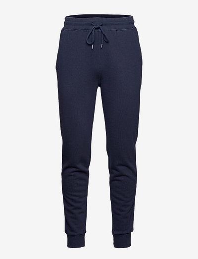 The Organic Sweatpant - Julian - vêtements - navy blazer