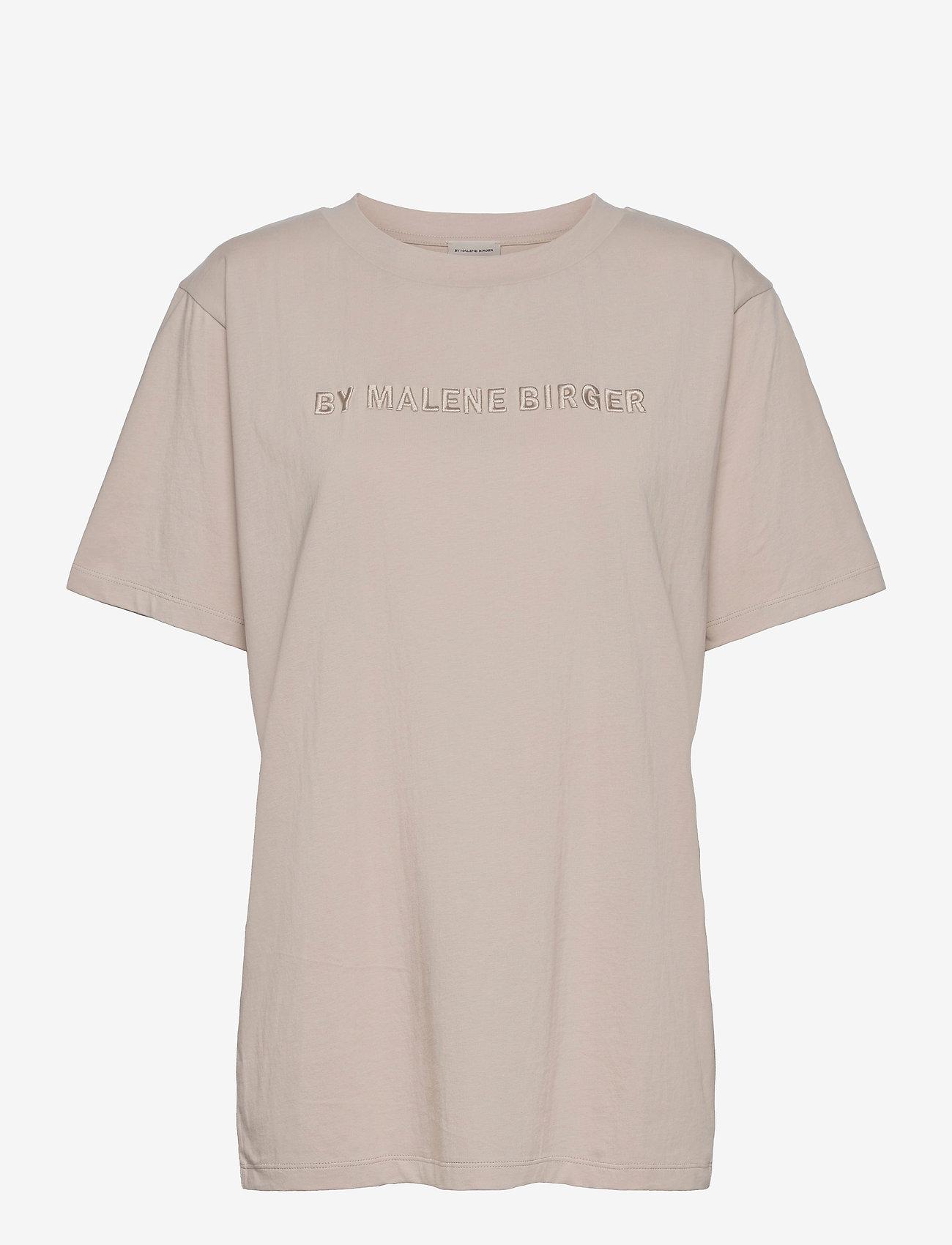 By Malene Birger - FAYEH - t-shirts - greige - 0