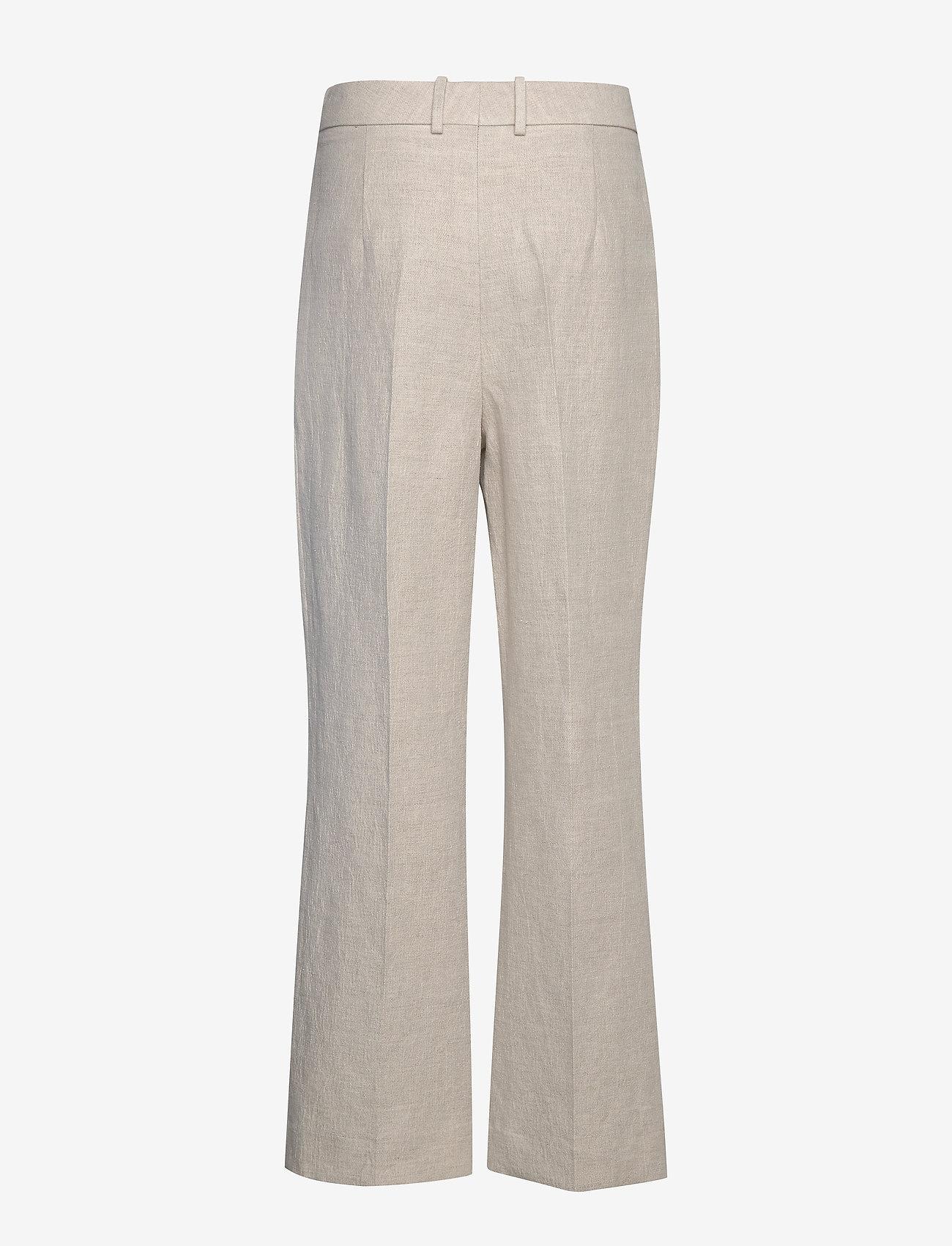 By Malene Birger - LOUISAMAY - bukser med brede ben - angora - 1