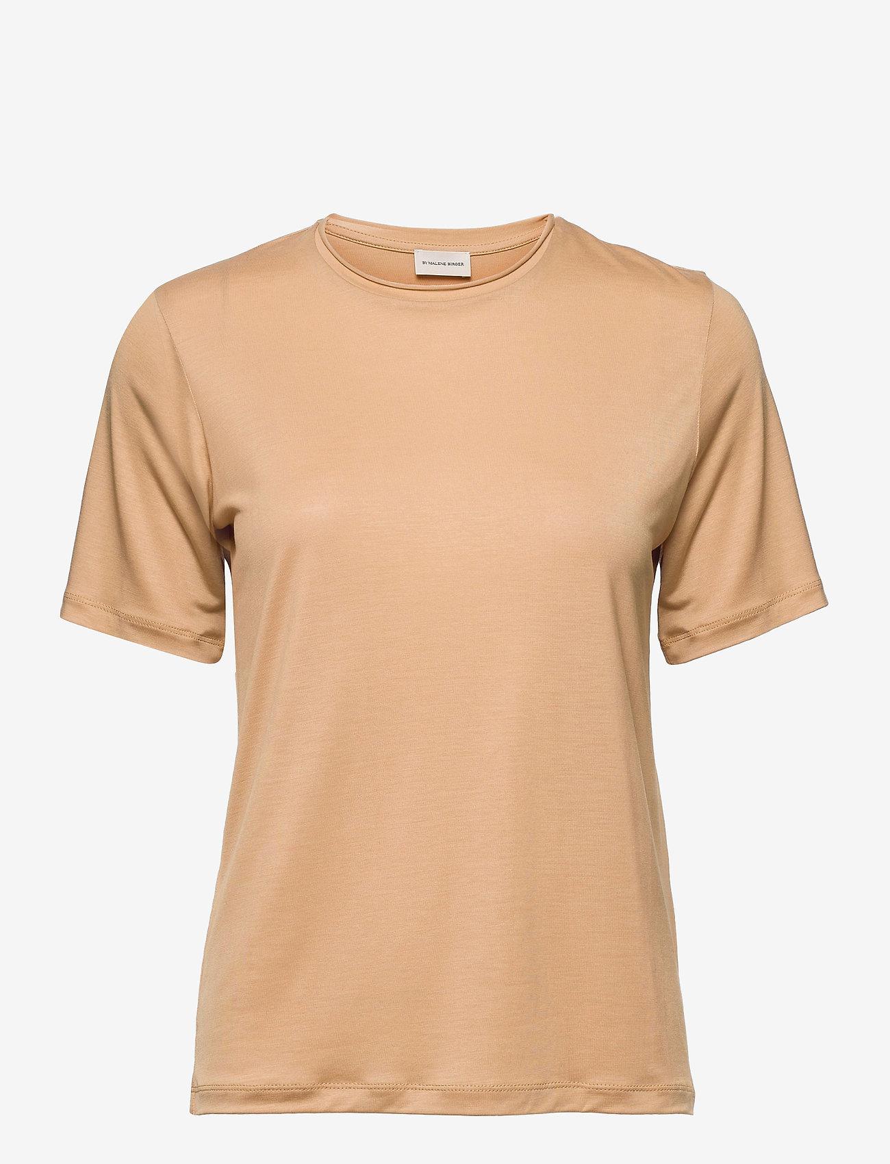 By Malene Birger - AMATTA - t-shirts - tan - 0