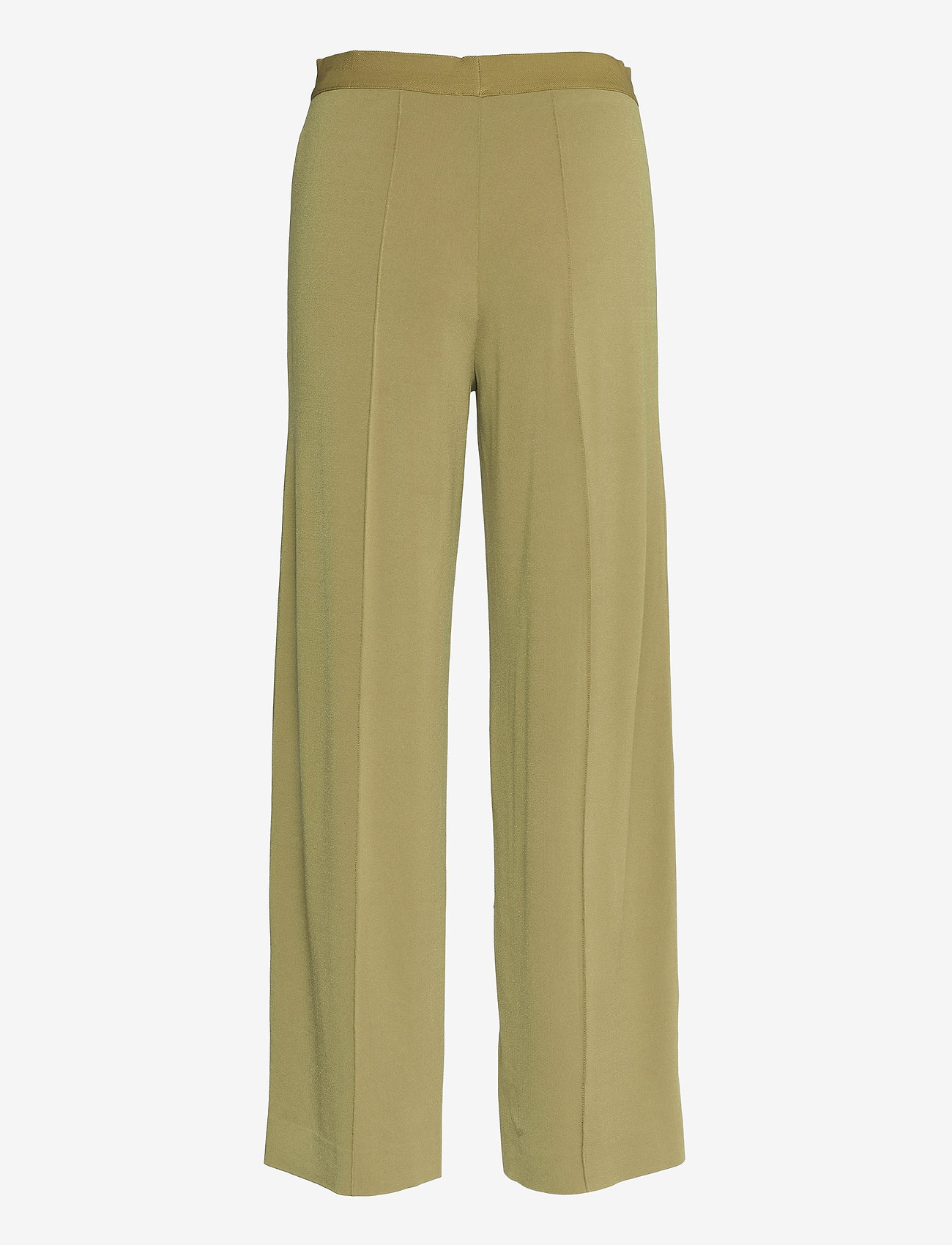 By Malene Birger - MIELA - bukser med brede ben - golden beige - 1
