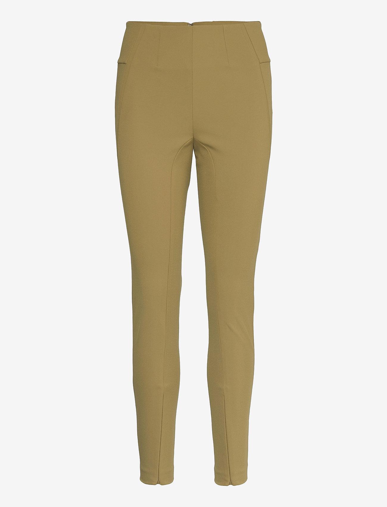 By Malene Birger - ADANIS - slim fit bukser - golden beige - 0